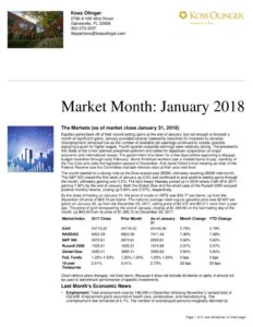 thumbnail of Market Month January 2018