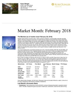thumbnail of Market Month February 2018