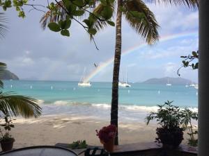Alison's recent trip to the British Virgin Islands