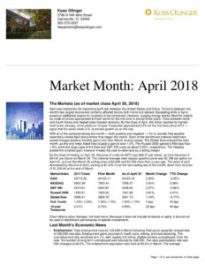 thumbnail of Market Month April 2018