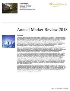 thumbnail of 2018 Annual Market Review