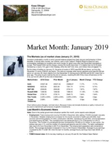 thumbnail of Market Month January 2019