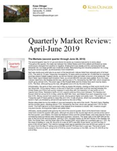 thumbnail of Q2 2019 Market Review