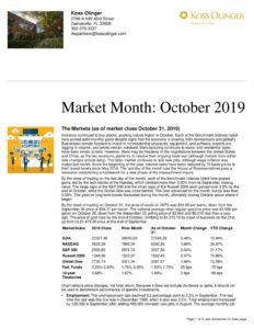 thumbnail of Market Month October 2019