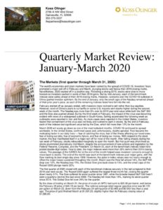 thumbnail of 2020 Quarter One Market Review