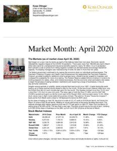 thumbnail of Market Month April 2020