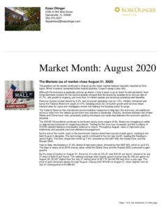 thumbnail of Market Month- August 2020