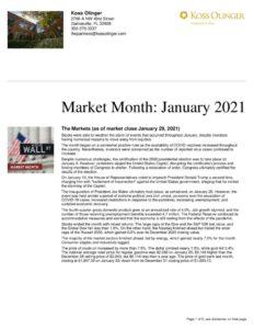 thumbnail of January 2021 Market Review