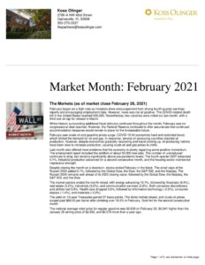 thumbnail of Market Month February 2021